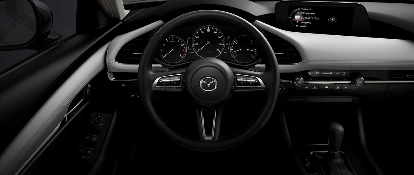 mazda3 hatchback 2019 auto hatchback nueva generaci n mazda m xico. Black Bedroom Furniture Sets. Home Design Ideas
