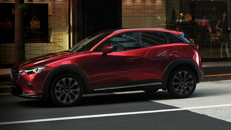 Mazda Cx 3 2019 Galeria De Fotos Mazda Mexico