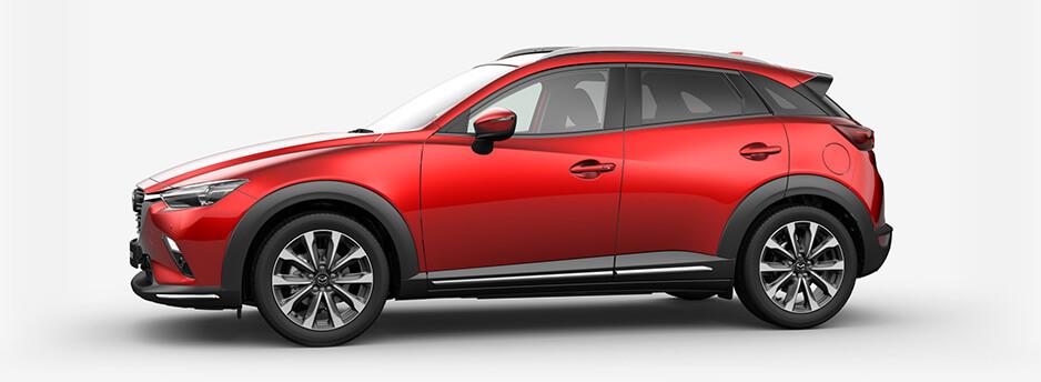 Mazda Cx 3 2019 Suv Deportiva Mazda Mexico