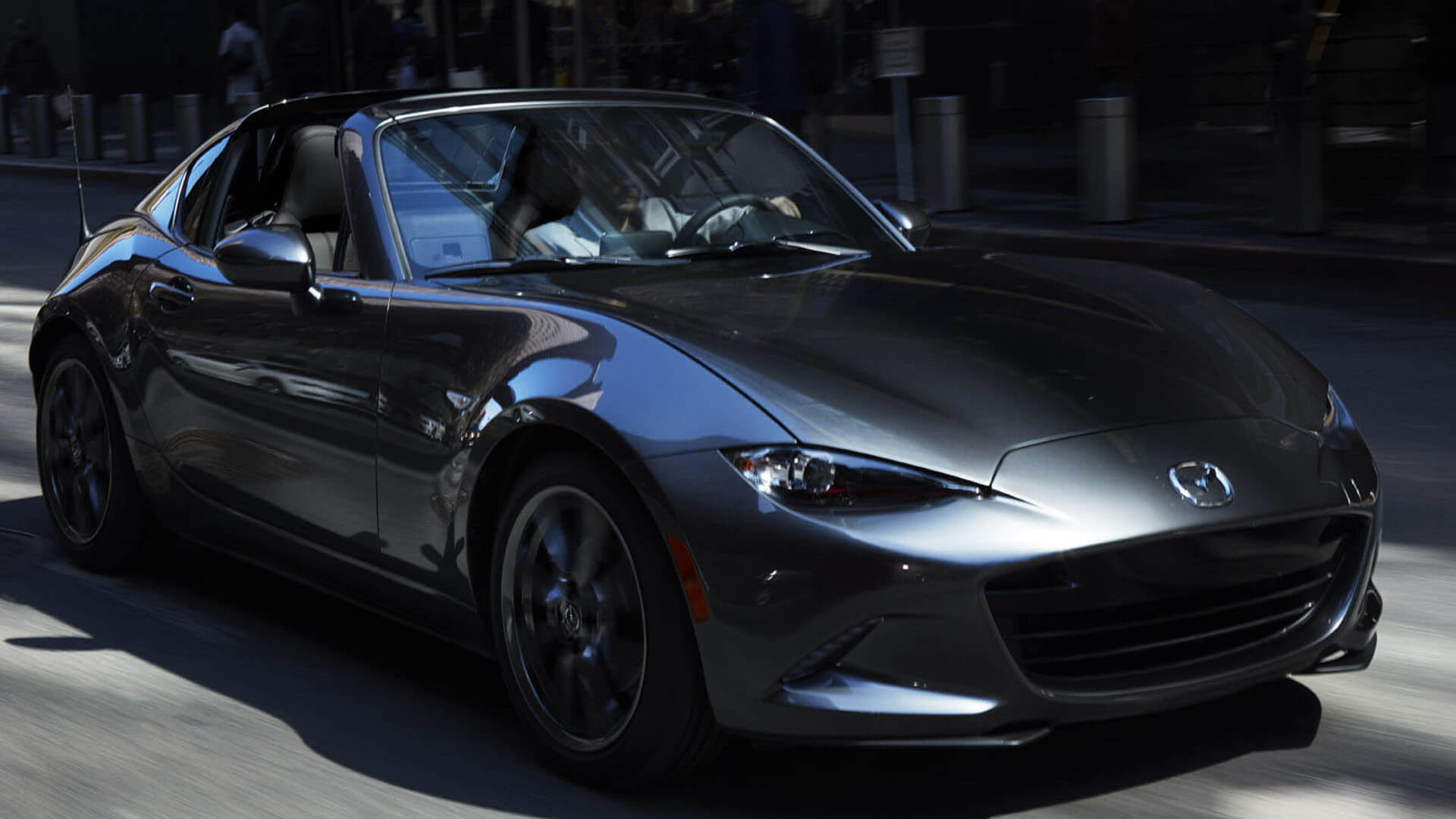 mazda mx 5 rf 2019 galer a de fotos mazda m xico. Black Bedroom Furniture Sets. Home Design Ideas