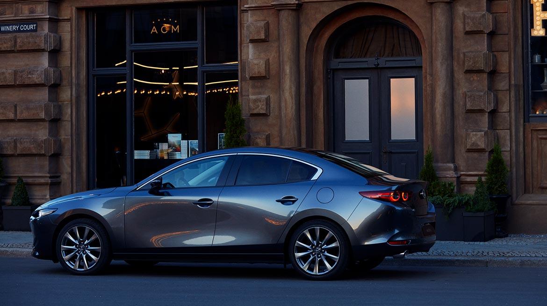 Mazda3 Sedán 2021   Galería de Fotos   Mazda México