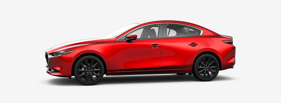 Mazda3 Sedán 2021   Auto Sedán Nueva Generación   Mazda México