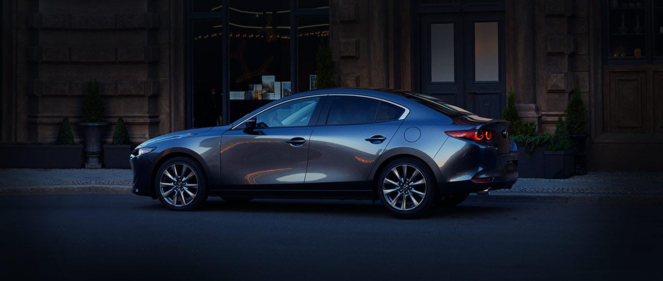 Mazda3 Sedán 2021 | Auto Sedán Nueva Generación | Mazda México