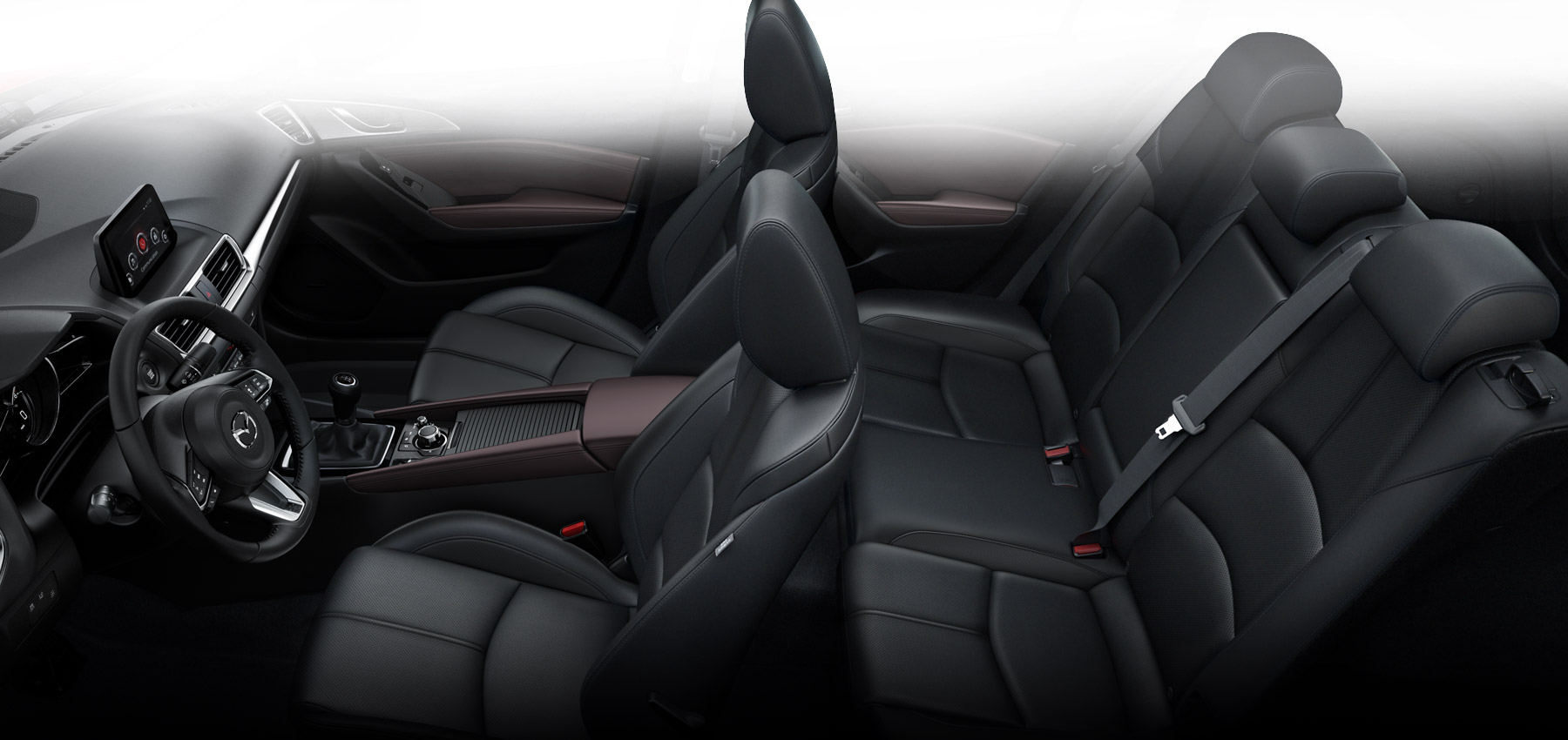 mazda 3 hatchback 2018 drive together. Black Bedroom Furniture Sets. Home Design Ideas