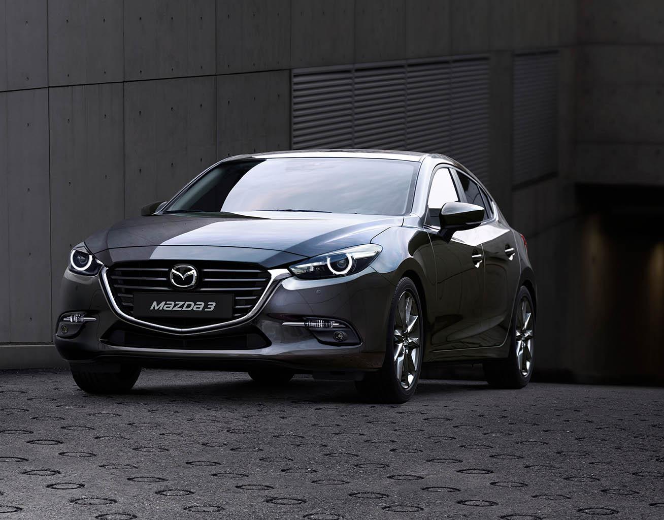 Mazda 3 sed n 2017 revive el zoom zoom for Placer motors used cars