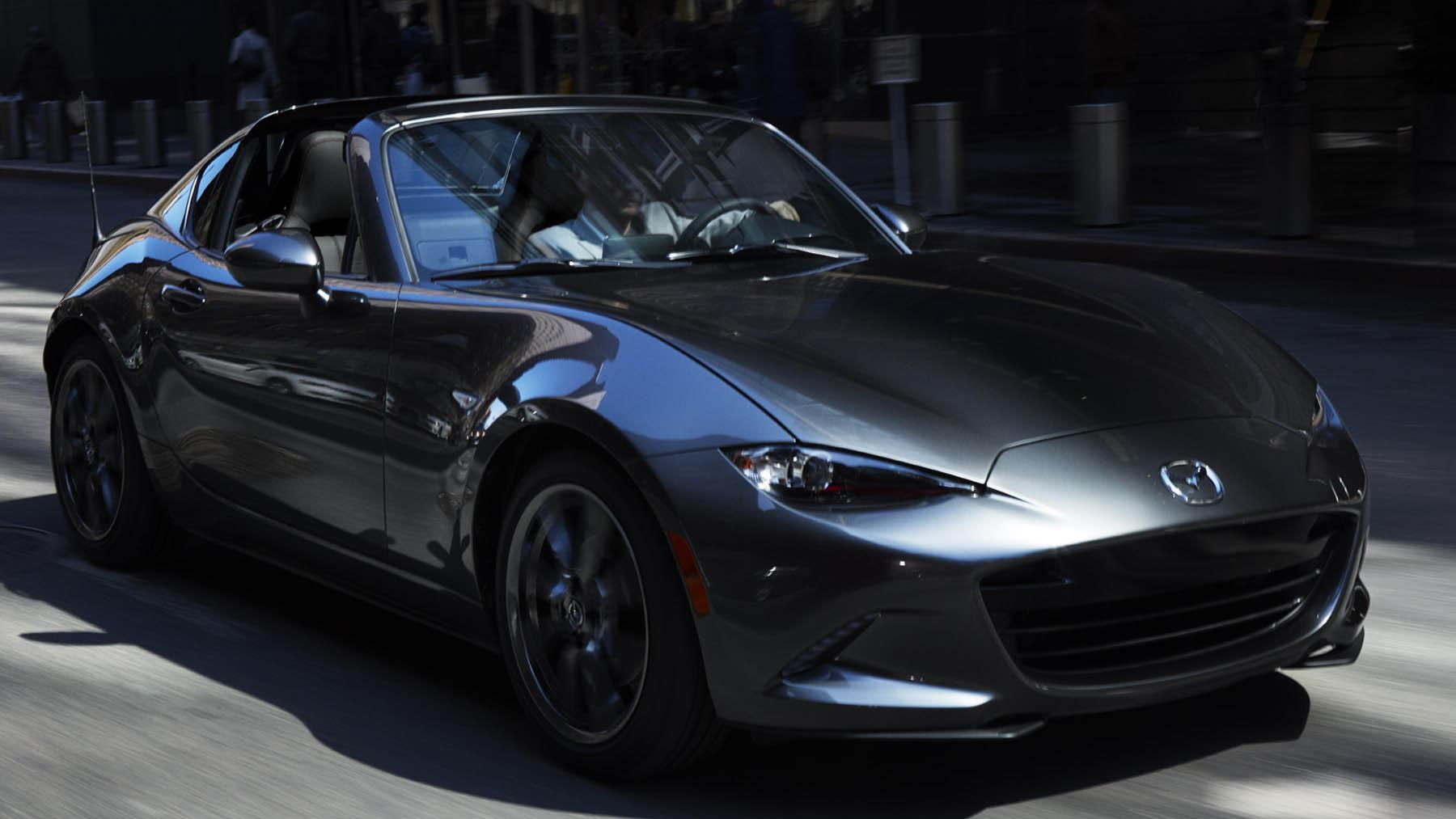Mazda 5 2017 >> Mazda MX 5 RF 2017   La Nueva Esencia del Zoom-Zoom