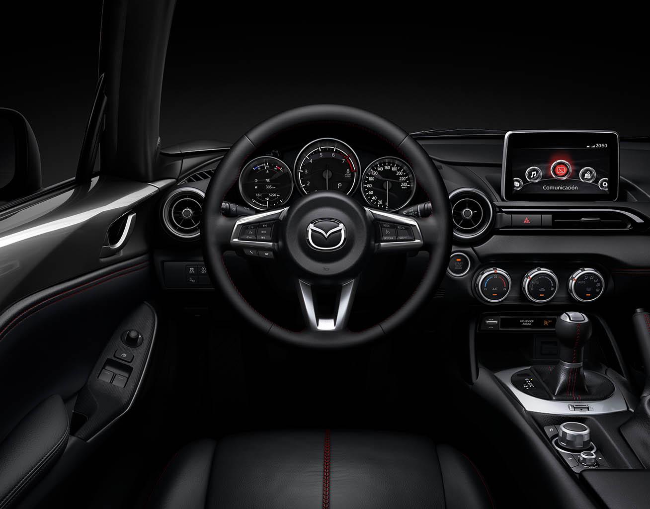 Mazda Mx 5 Rf 2017 La Nueva Esencia Del Zoom Zoom