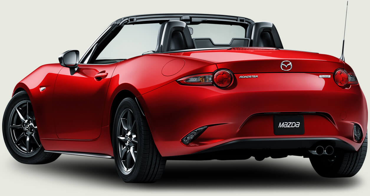 accesorios del roadster mazda mx 5 modelo 2017. Black Bedroom Furniture Sets. Home Design Ideas