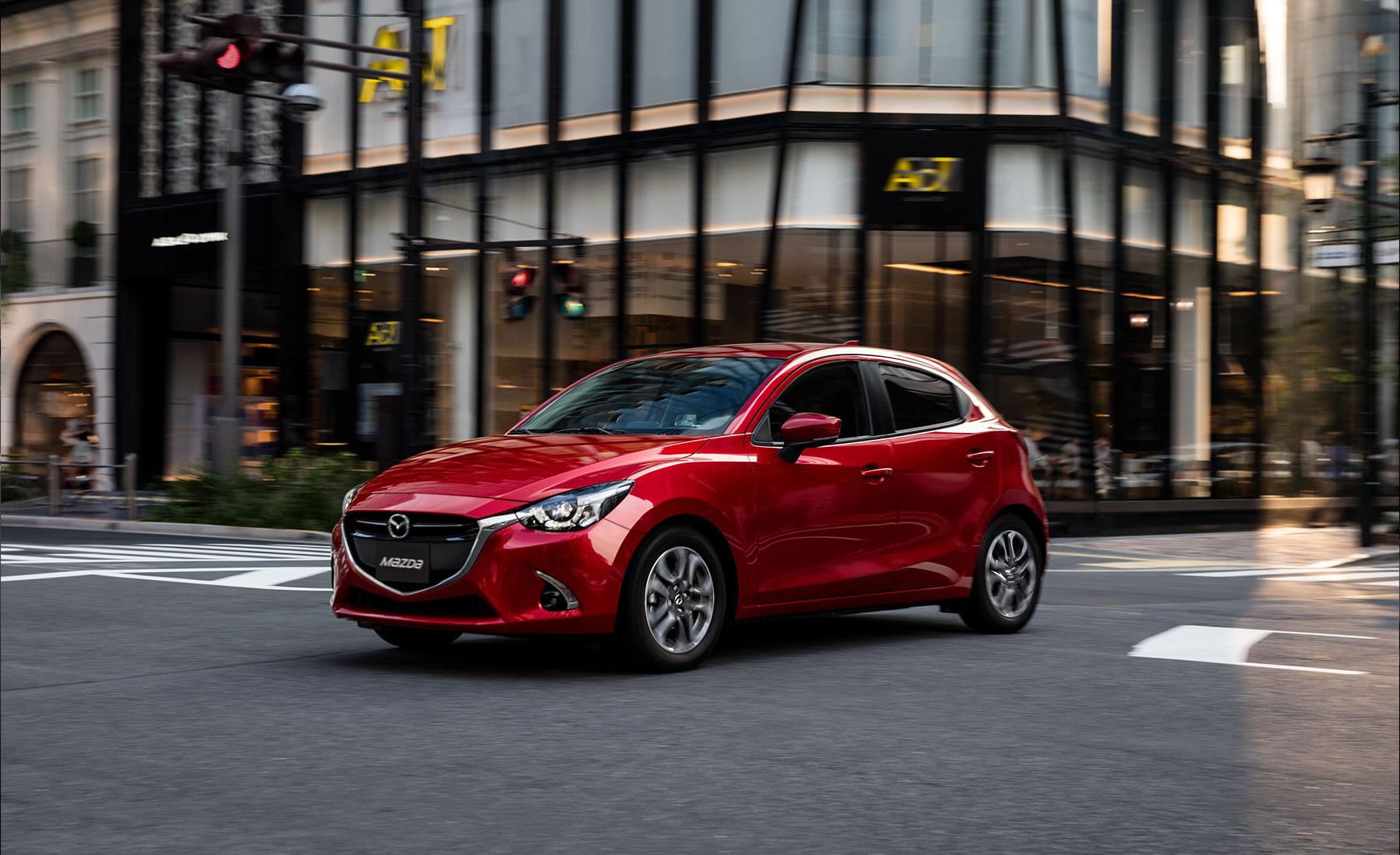 100+ [ Mazda C2 ] | Uautoknow Net All New Mazda Cx 3 ...
