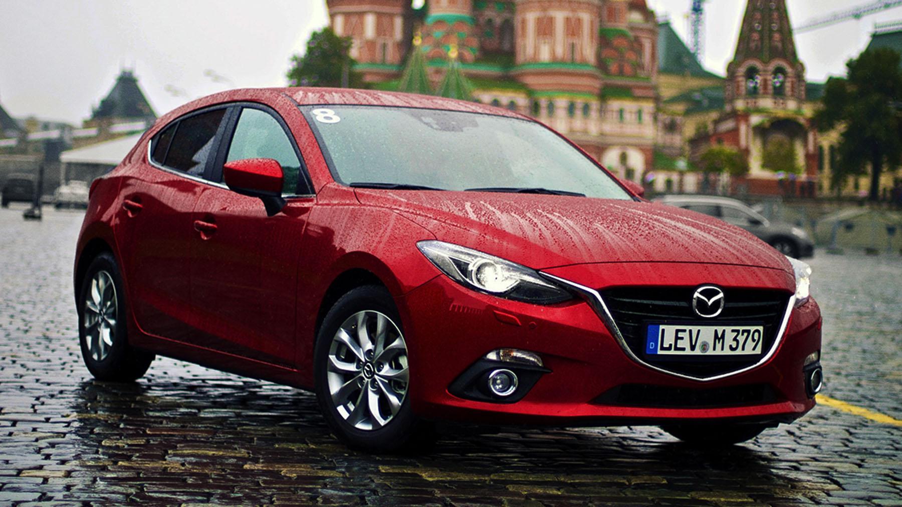 Mazda 3 Hatchback 2018 | Drive Together