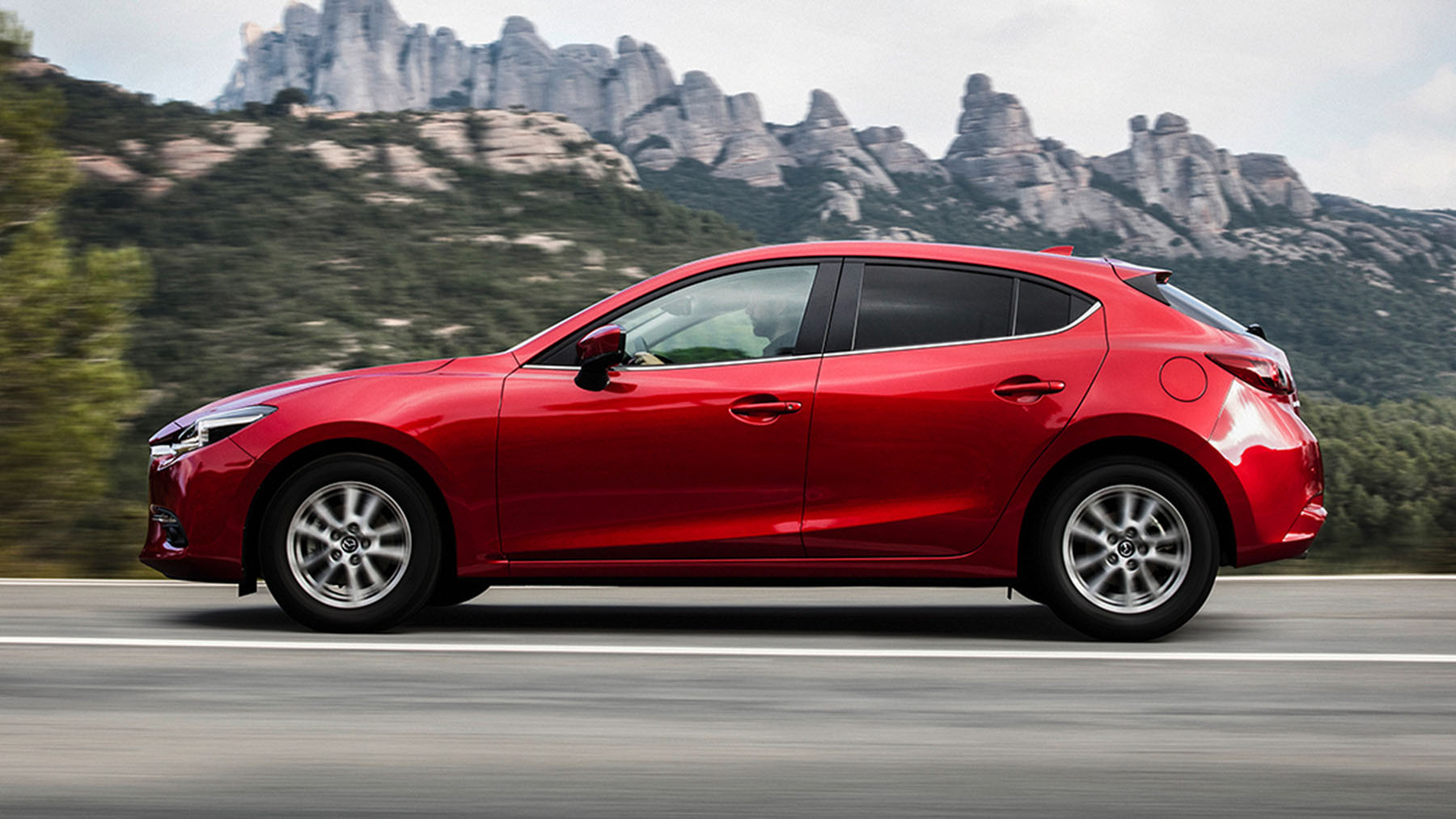 mazda 3 hatchback 2018 galer a de fotos mazda m xico. Black Bedroom Furniture Sets. Home Design Ideas