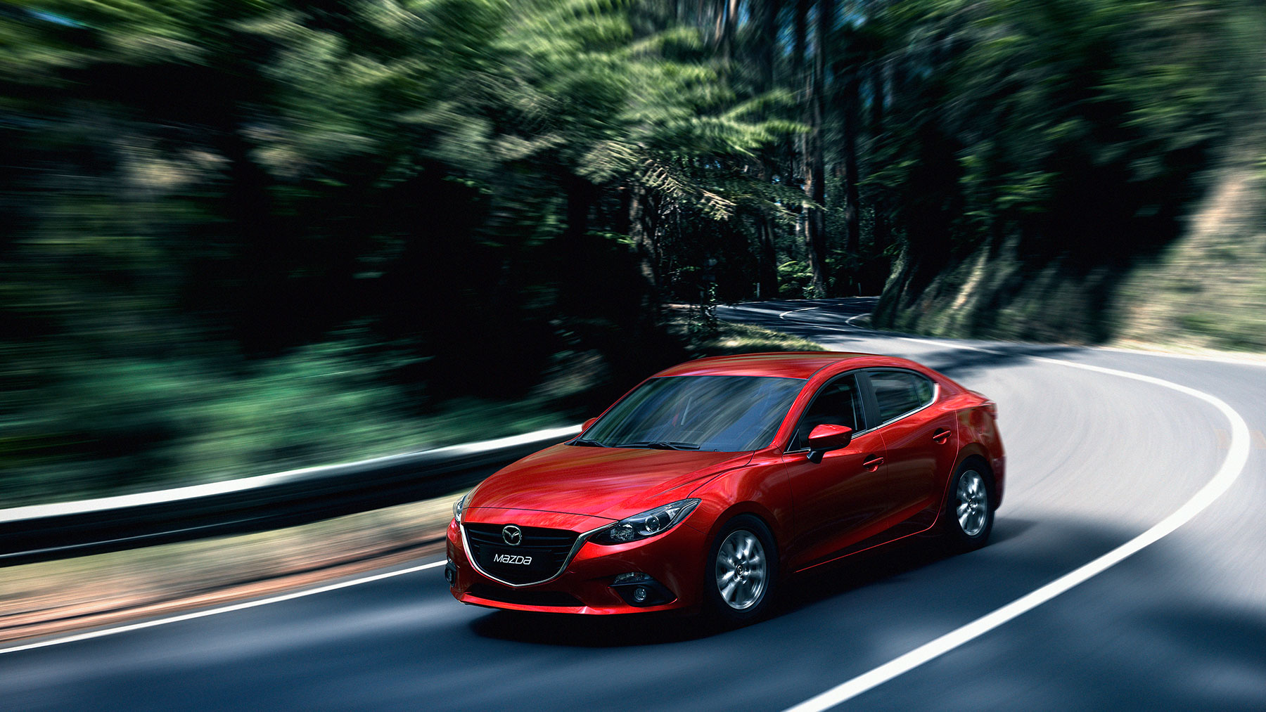 Mazda 3 Touring >> Mazda 3 Sedán 2018 | Drive Together
