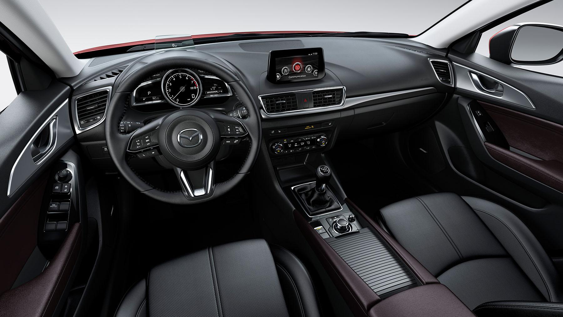 Mazda 3 Sed N 2018 Drive Together