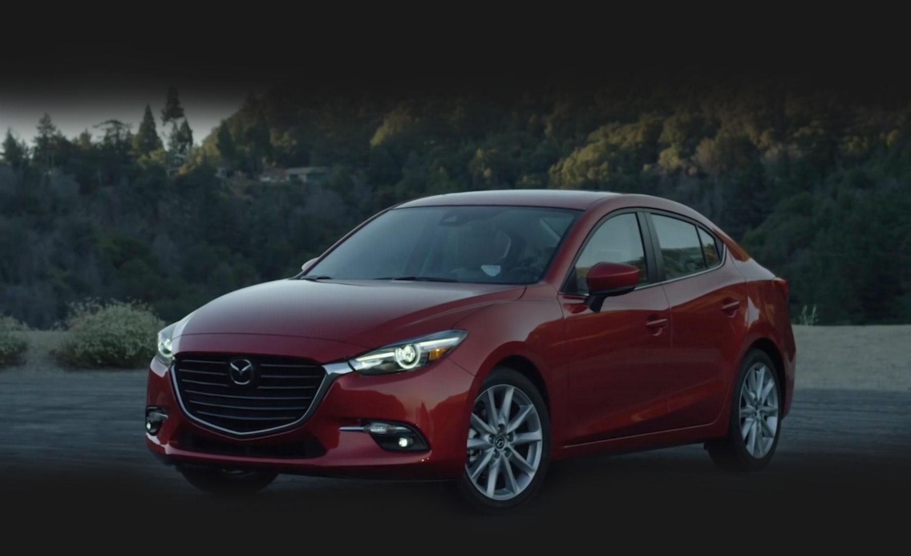 Nuevo Mazda 6 2018 >> Mazda 3 Sedán 2018 | Drive Together