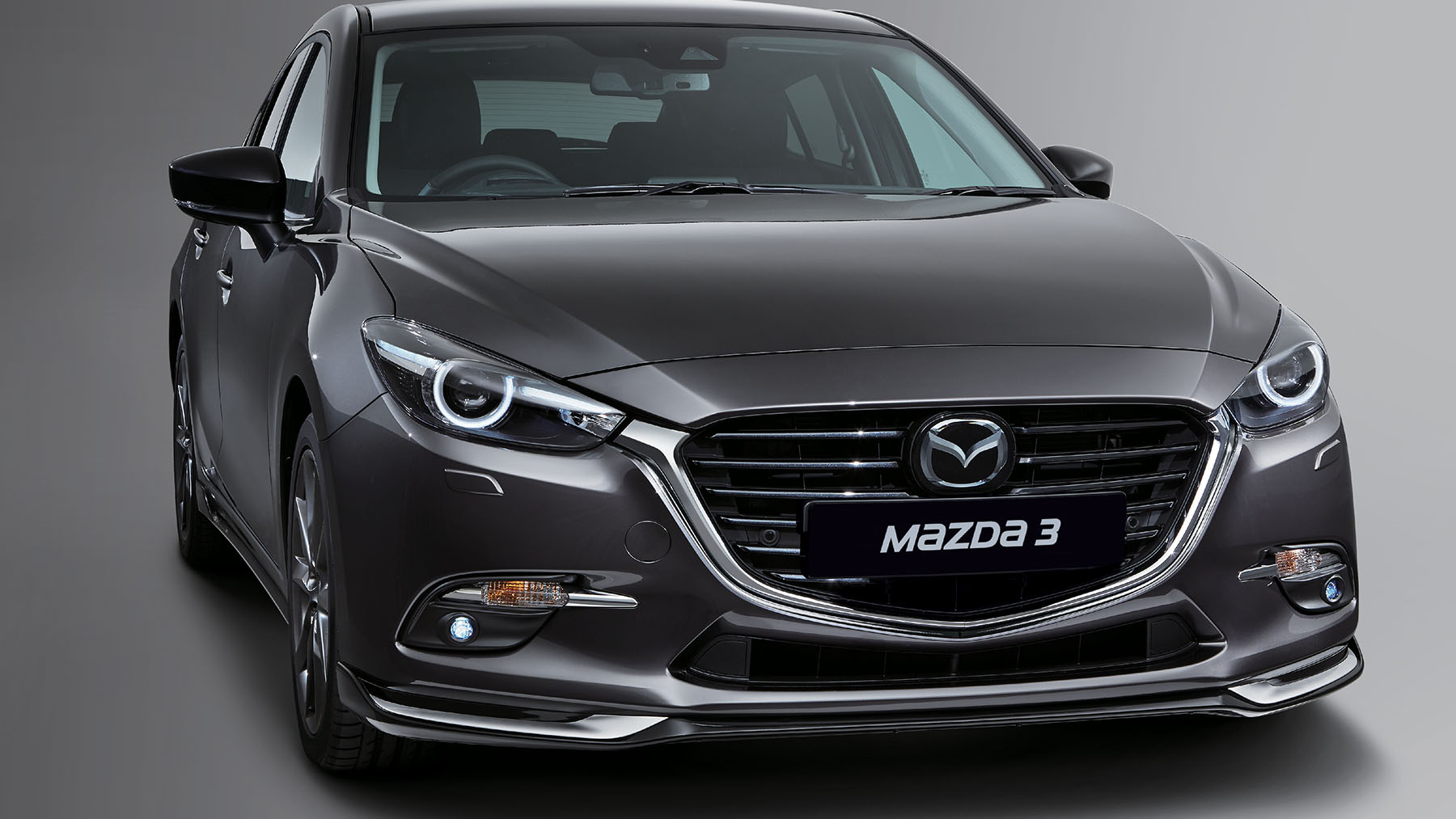 Mazda 3 Sedán 2018   Galería de Fotos   Mazda México