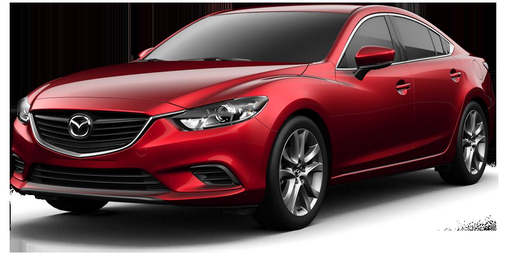 Mazda 6 2018 Drive Together