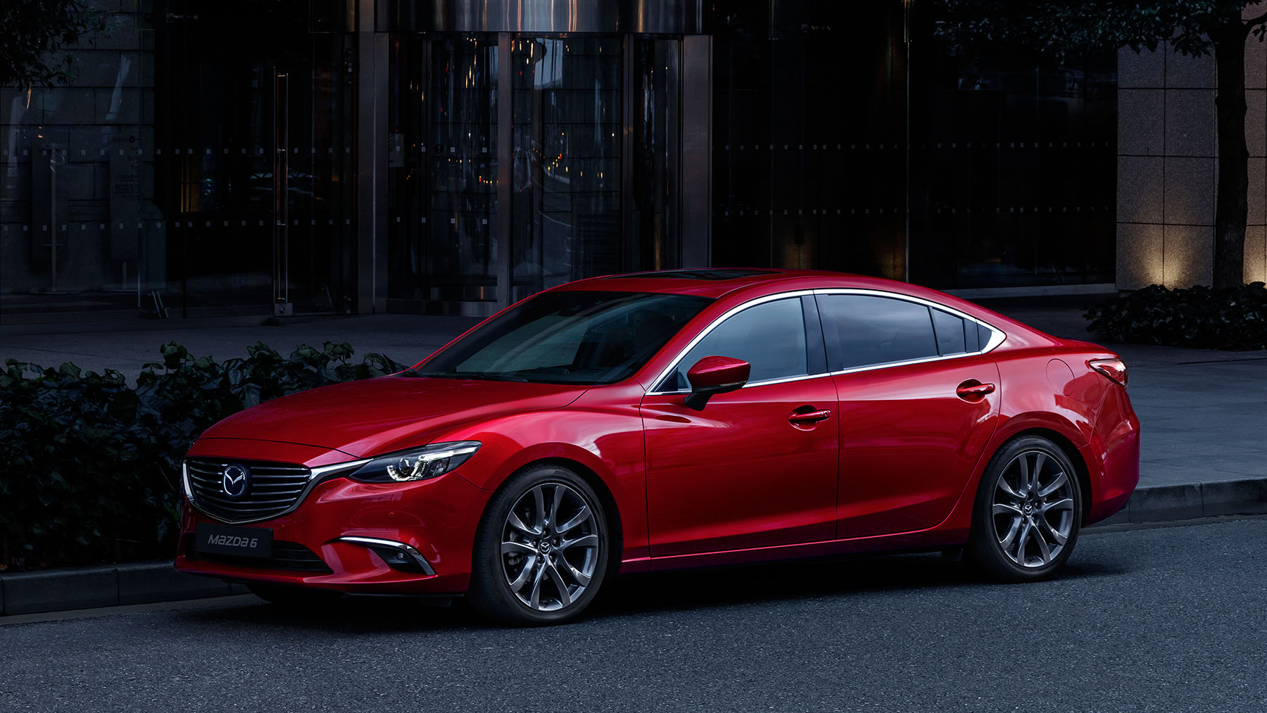 Mazda 6 2018 | Drive Together