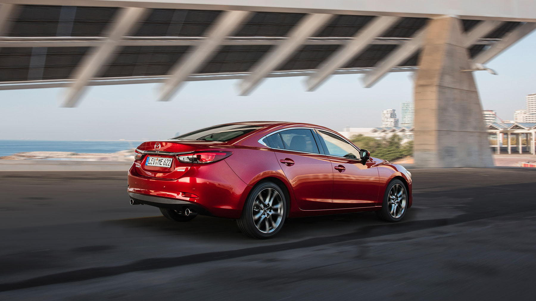 Mazda 6 2018 | Drive Together