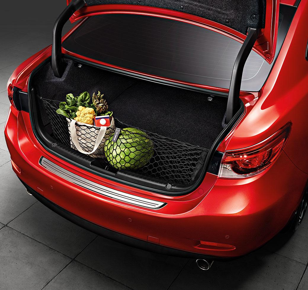 2018 Mazda Mazda6 Camshaft: Accesorios Originales
