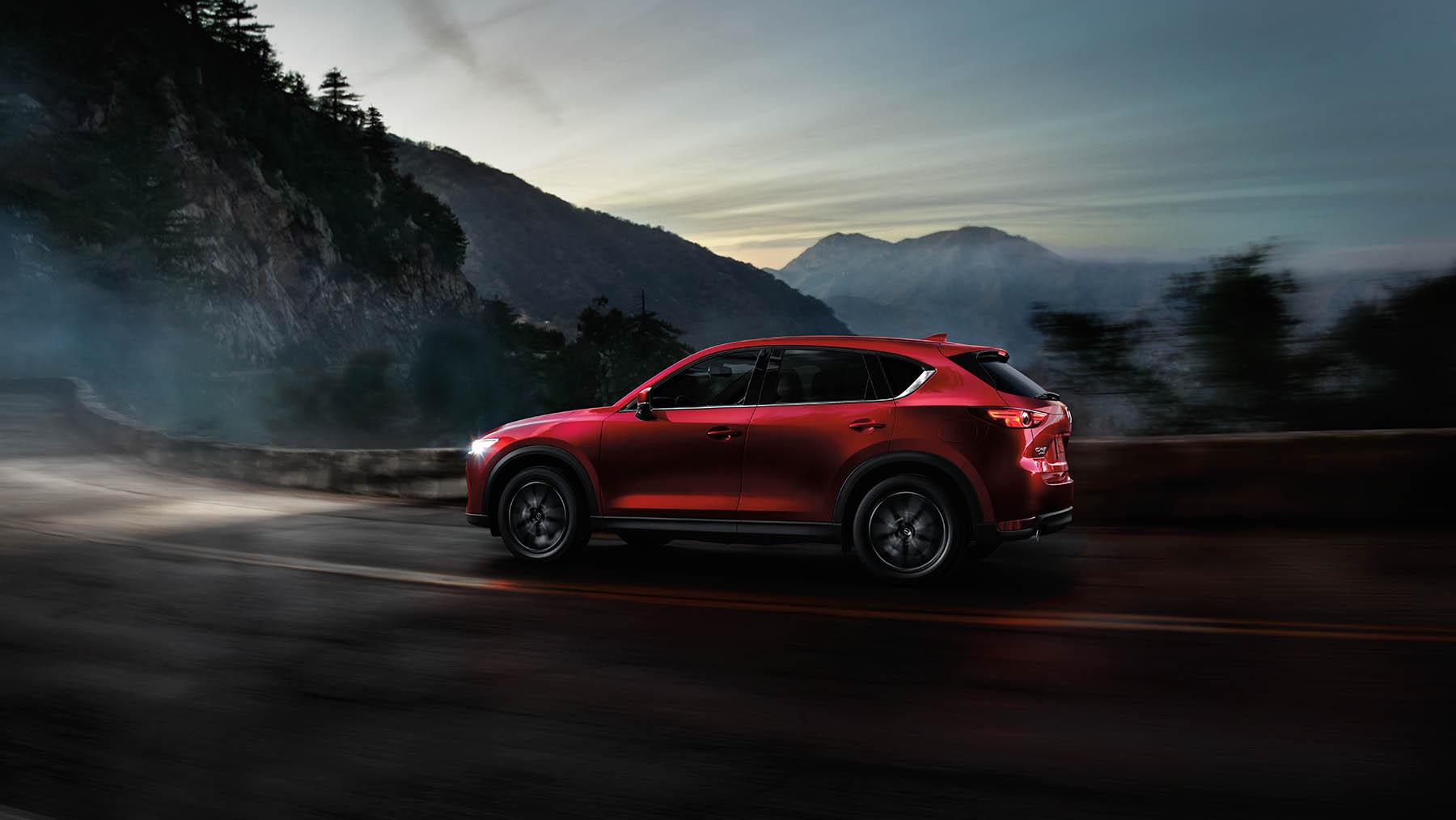 Mazda CX-5 | Drive Together