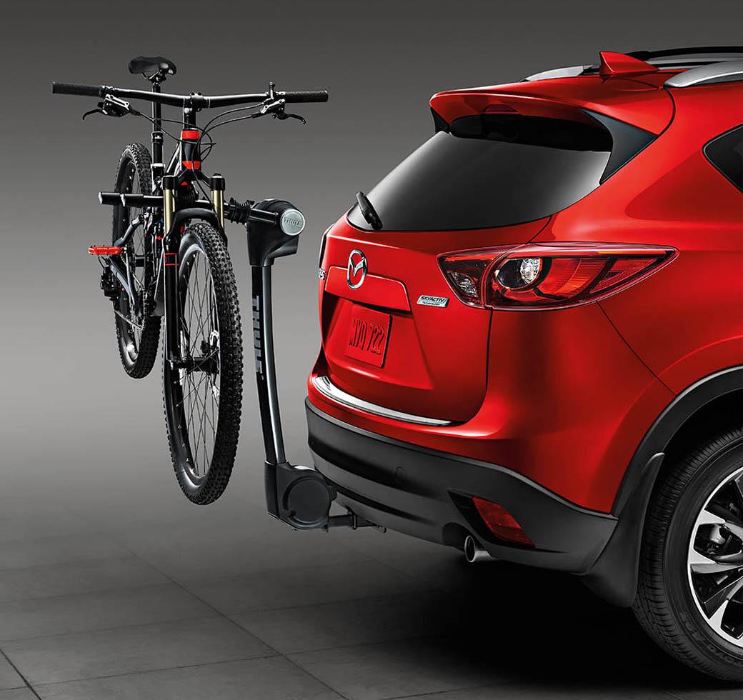 Accesorios del Nuevo SUV Mazda CX-5 Modelo 2018