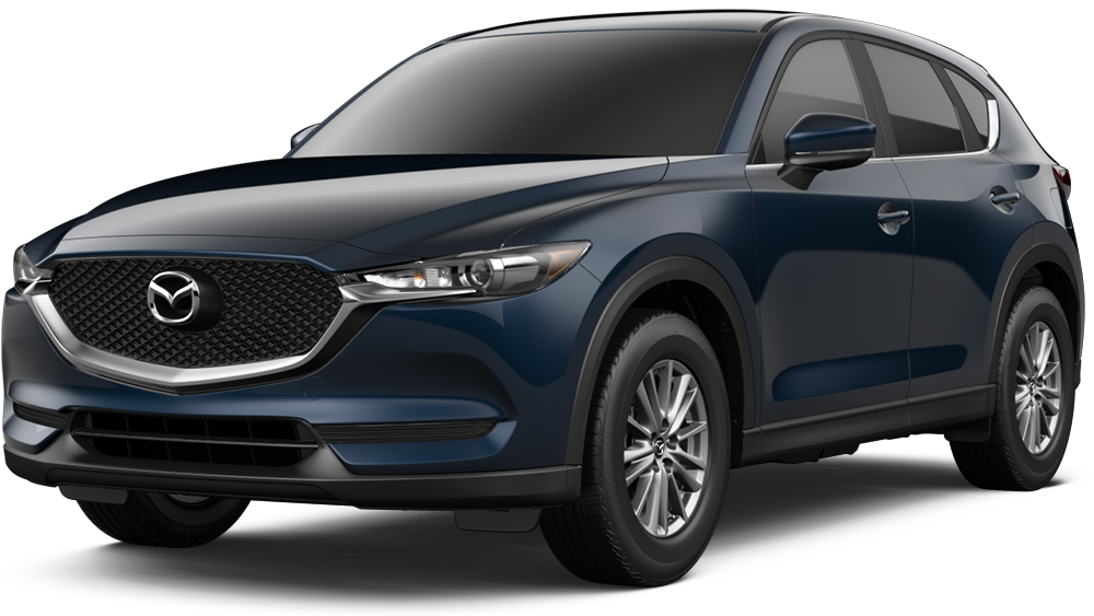Mazda Cx 5 2017 Azul Idea De Imagen Del Coche