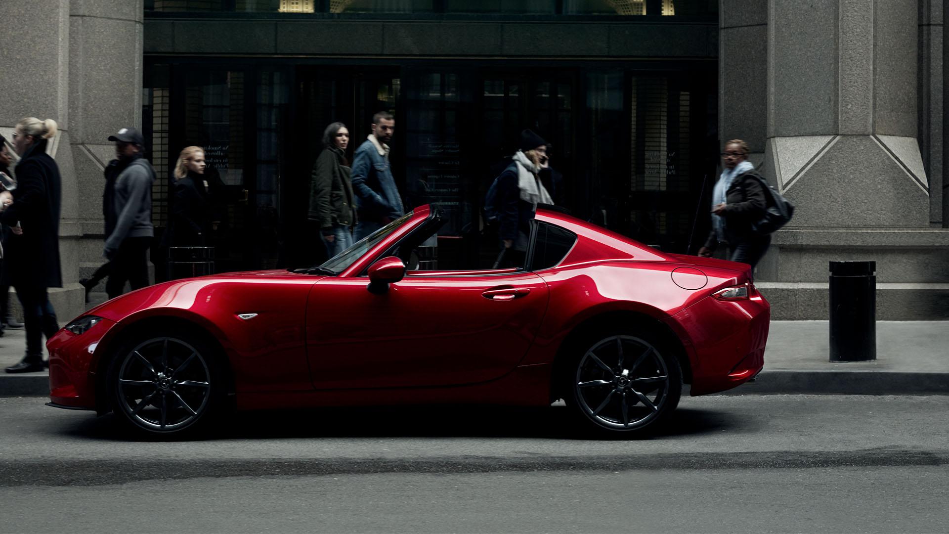 What Is Skyactiv Mazda >> Mazda MX-5 RF 2018 | Mazda México